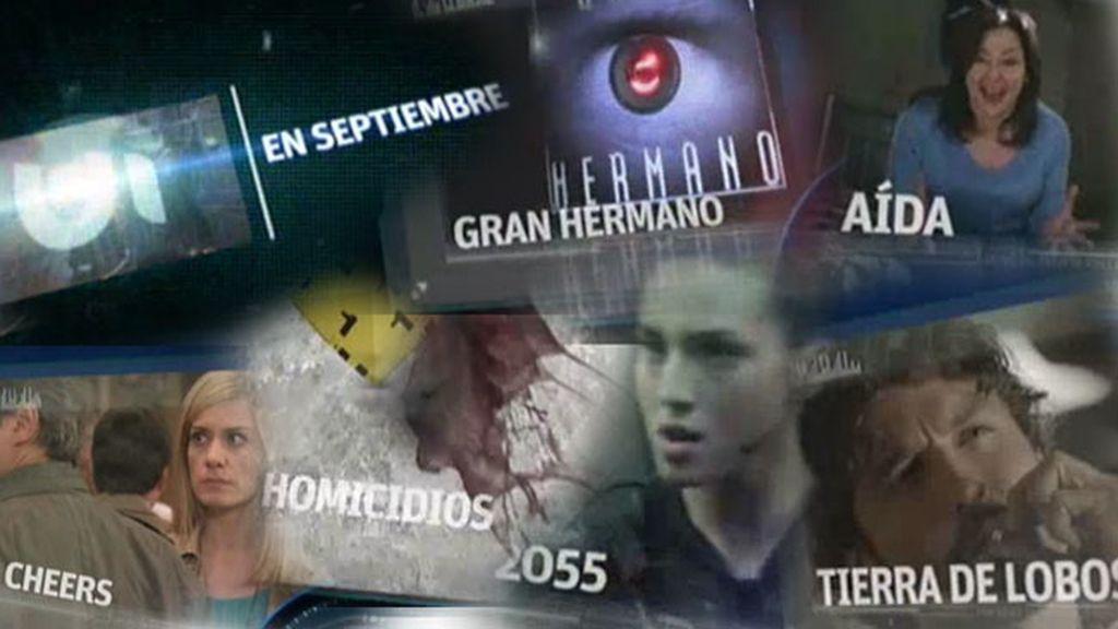 En septiembre, en Telecinco