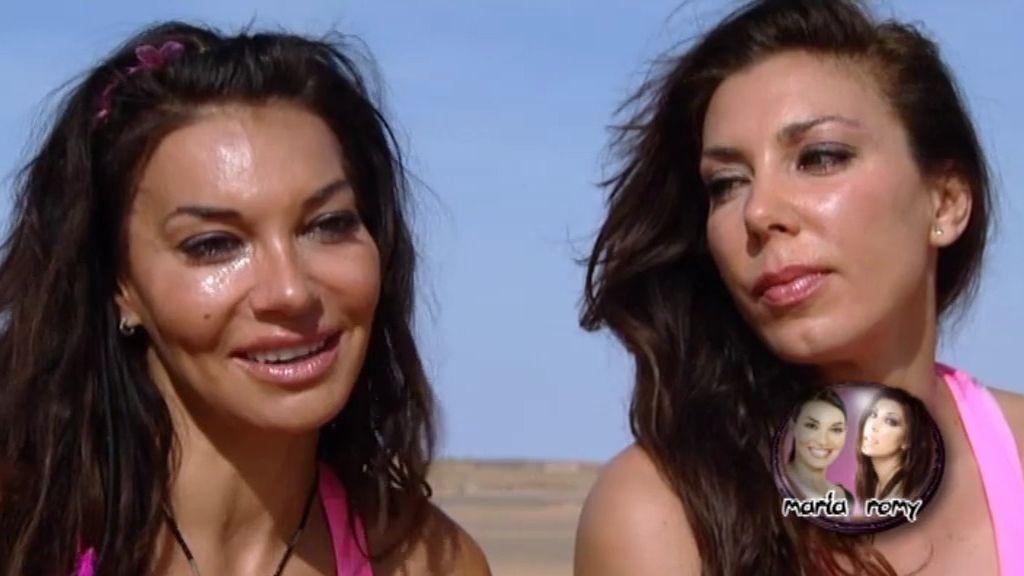 Las hermanas Abradelo dicen adiós definitivamente a 'Expedición Imposible'
