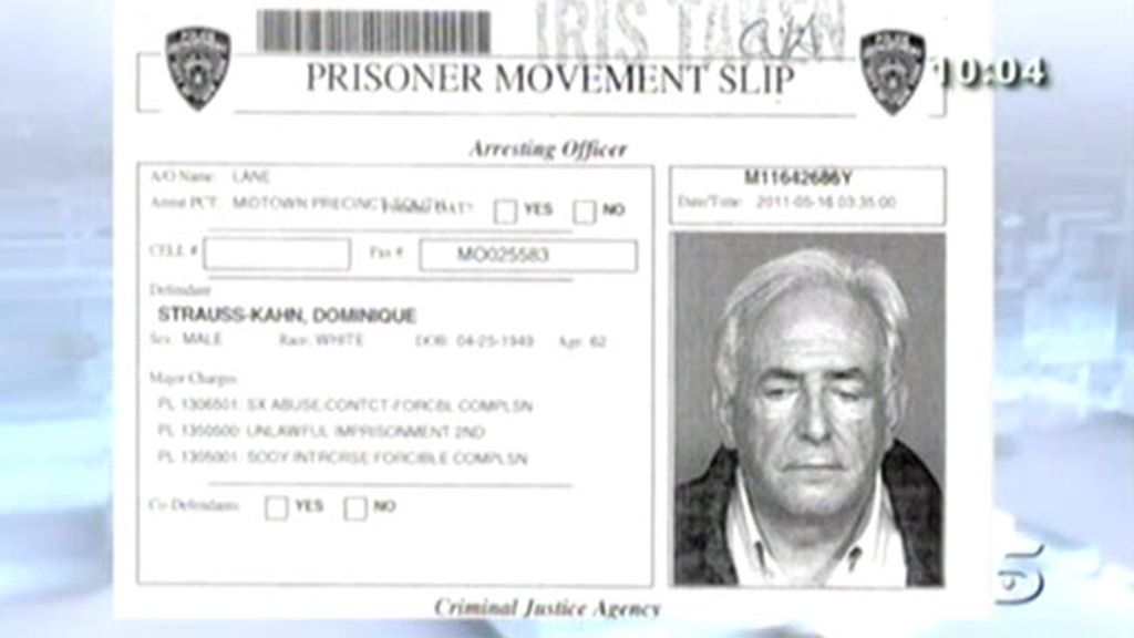 Strauss Kahn dimite