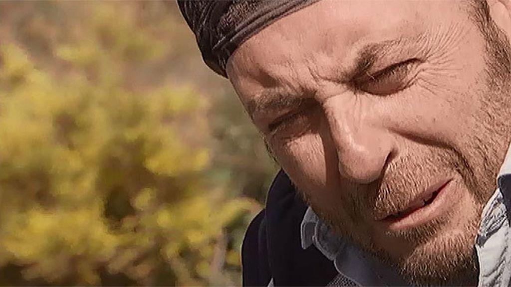 Fabián asume que su mujer ha muerto