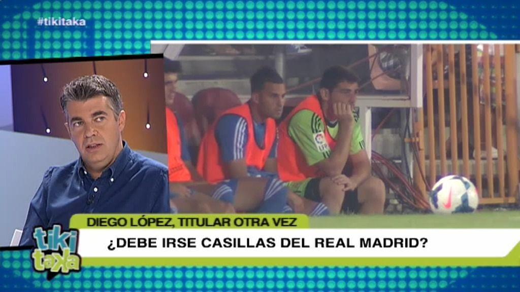 """Pulido: """"Iker está indignado porque el club ha filtrado que tiene sobrepeso"""""""