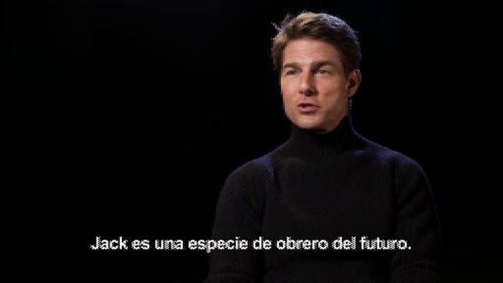 """Tom Cruise: """"A mi protagonista se le aparece la mujer con la que soñaba"""""""