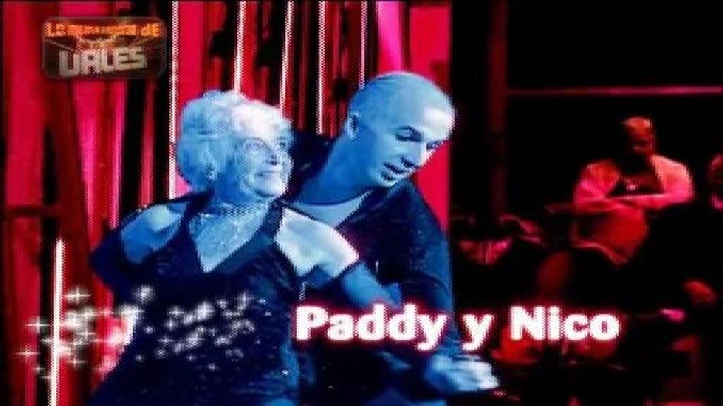 Paddy y Nico