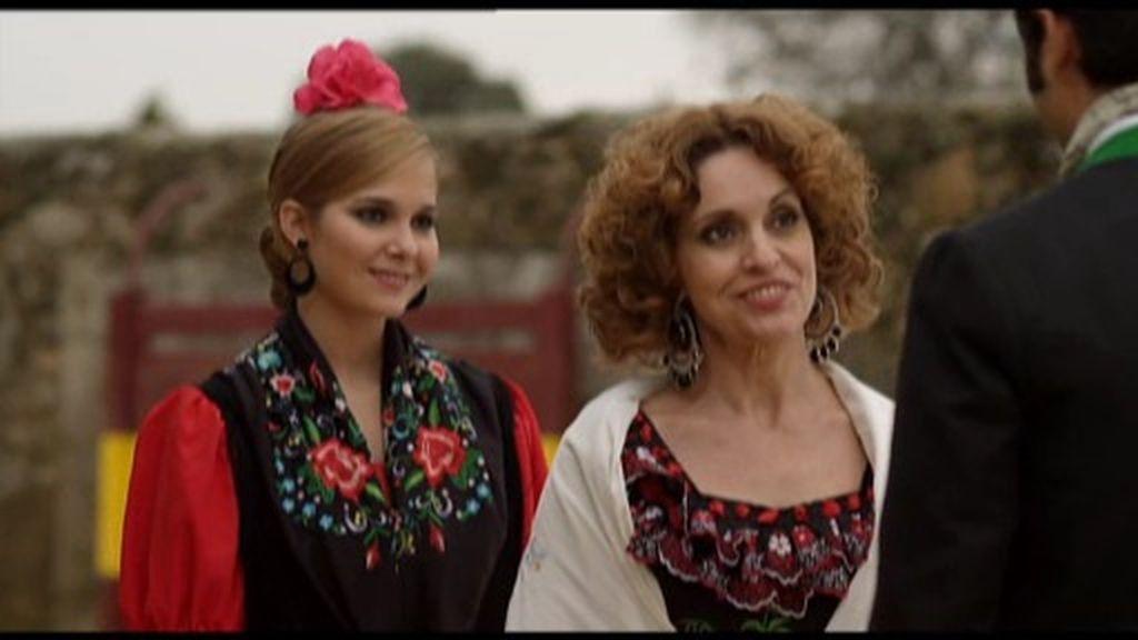 Eugenia y Fran se conocen