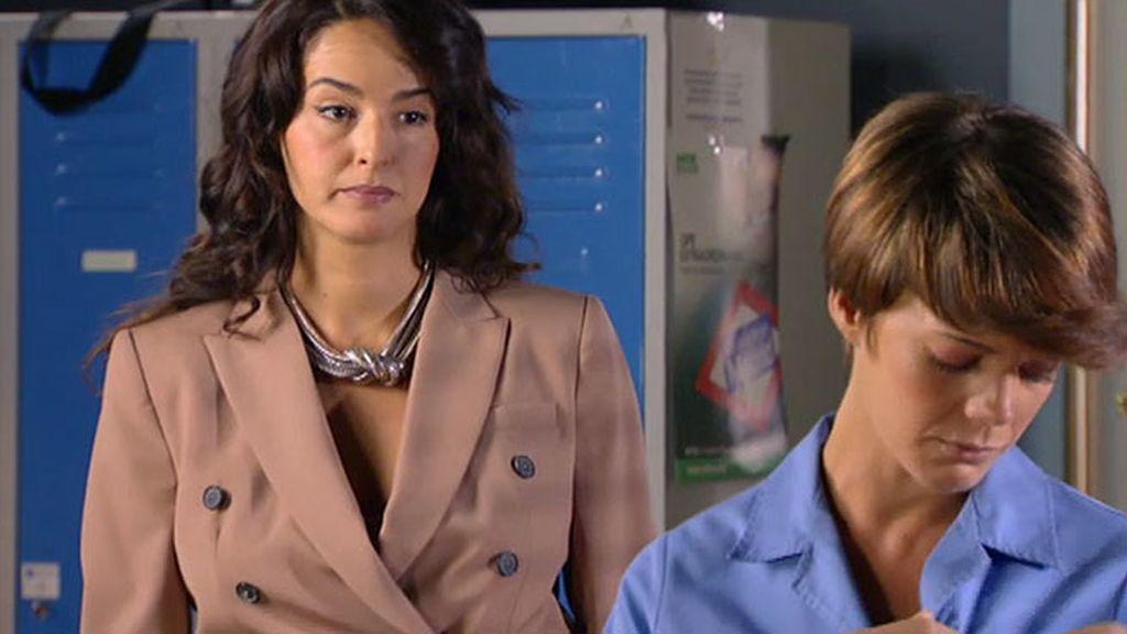 """Alicia se incorpora: """"Sé que no voy a volver a ver a Héctor"""""""