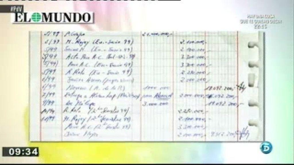 Un perito calígrafo judicial descarta que Bárcenas escribiera los documentos de una sola vez para su difusión