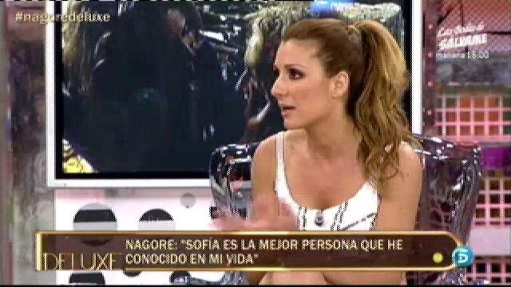 """Nagore: """"He llegado a soñar que veía la noticia de la muerte de Sofía por sobredosis"""""""