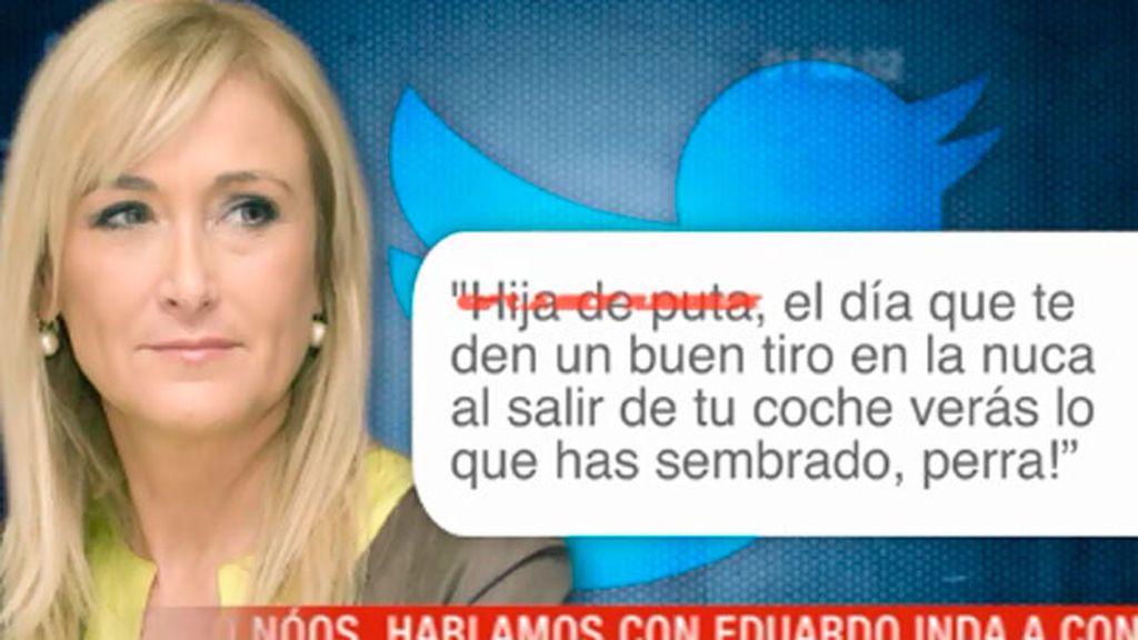 """Los """"trolls"""" se amparan en el anonimato de las redes sociales para insultar y amenzar"""