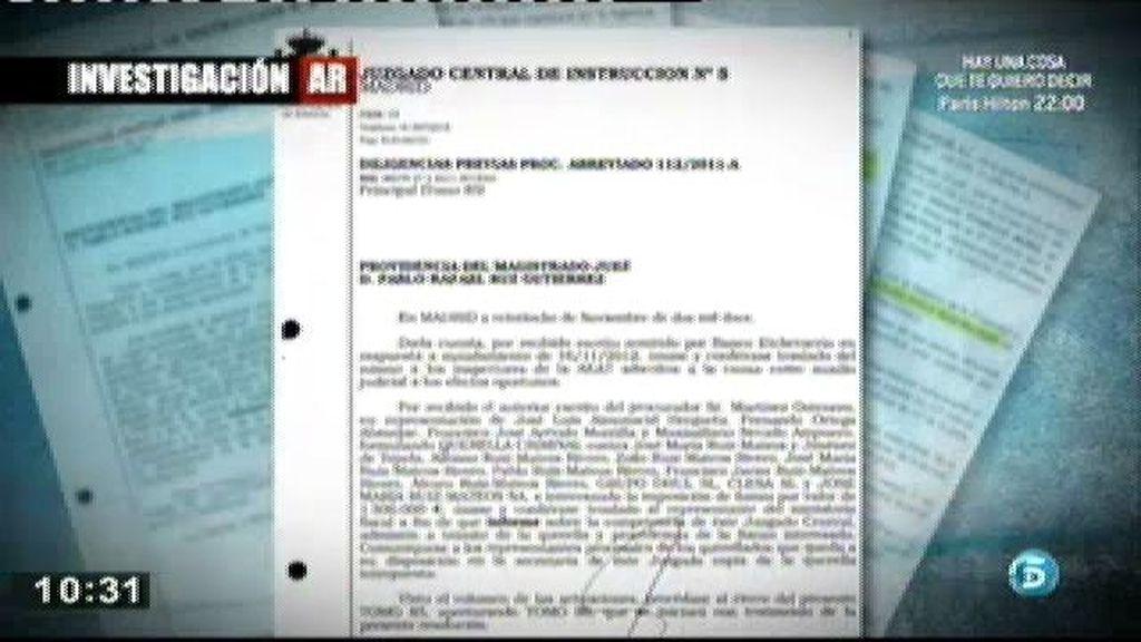 La policía ha encontrado indicios de que los hijos de Ruiz Mateos están creando Rumasa 3