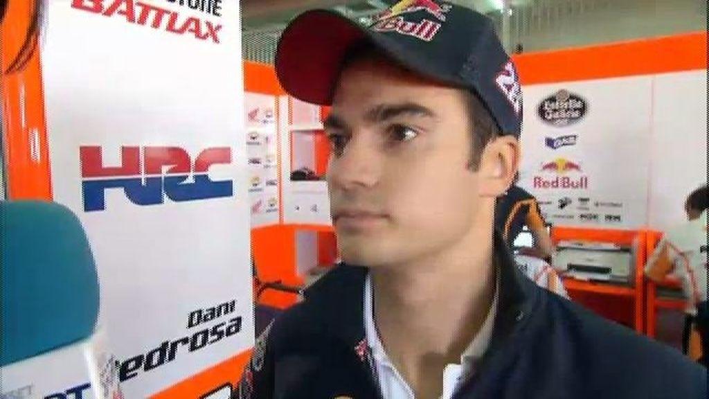 """Pedrosa: """"Lorenzo y yo también sabemos correr pasados de vueltas pero no todo vale"""""""