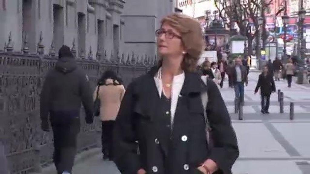 En el Banco de España hay una parte de las reservas del país