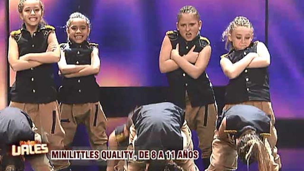 Minilittles quality, de 8 a 11 años