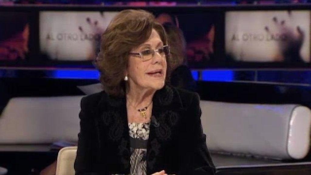 """Paloma Navarrete: """"No creo en fantasmas, pero los veo"""""""