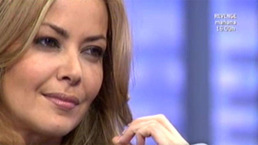 """Sofía Mazagatos: """"José María González de Caldas llegó muy pronto a mi vida y no supimos entendernos"""""""