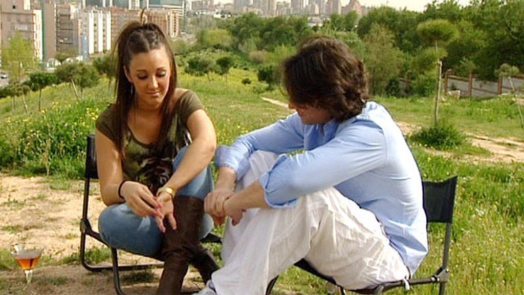 Reche y Laura (28/04/11))