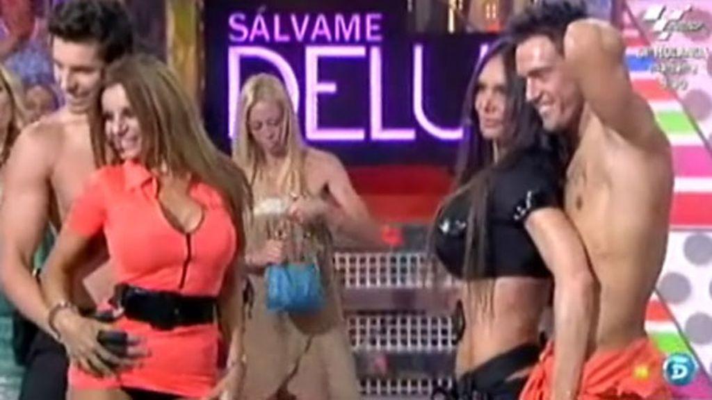 El baile más sexy de Sonia y Yola