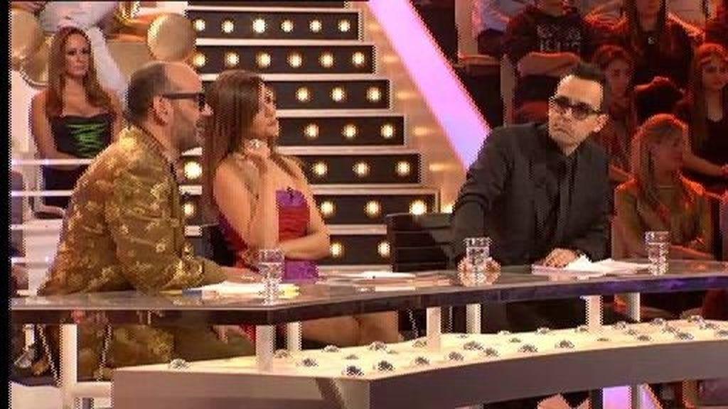 Risto culpa a Merche y Corbacho de una actuación