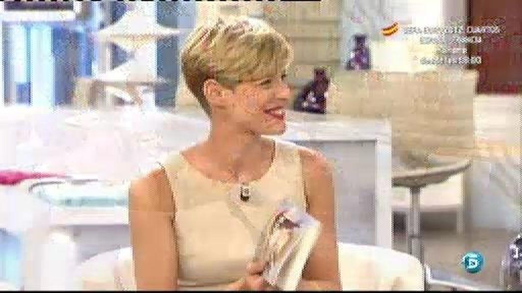 Tania Llasera presenta su libro 'Sexo sentido'