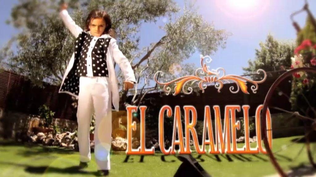 'El Caramelo', un niño bailaor con duende