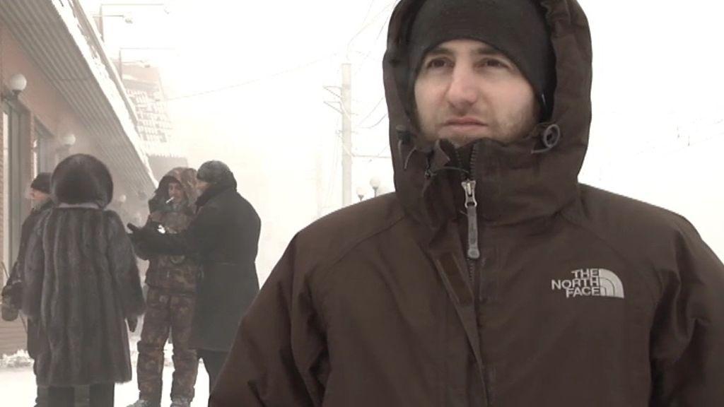 Siberia, un infierno gélido