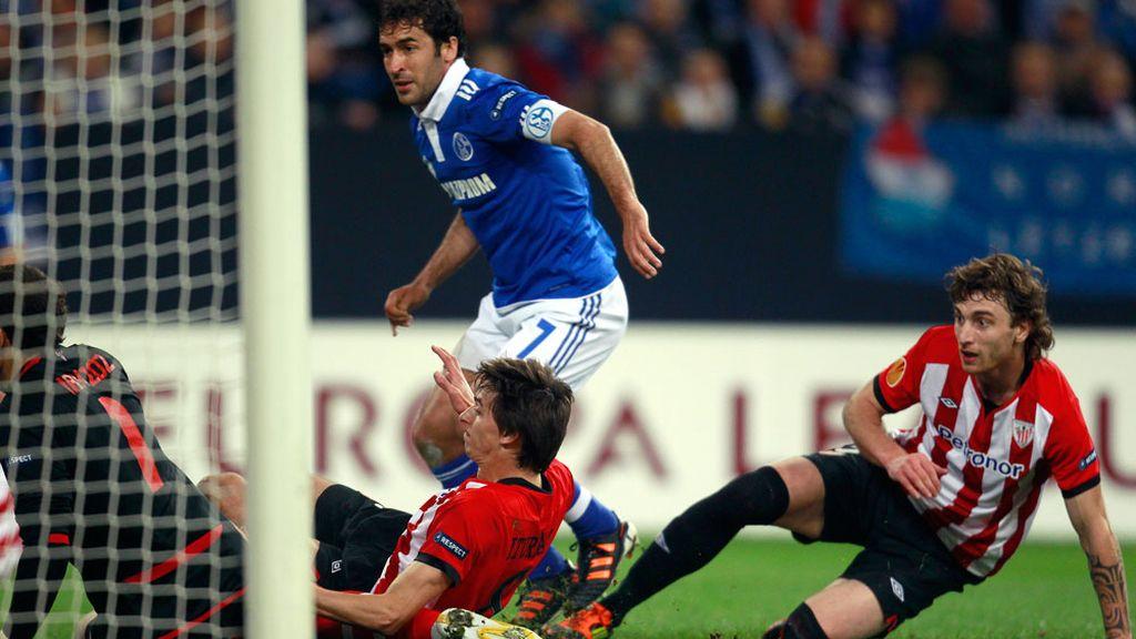 Schalke 04 - Athletic de Bilbao. Primera parte