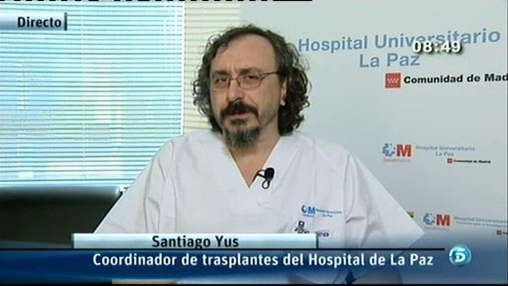 Doctor Santiago Yus