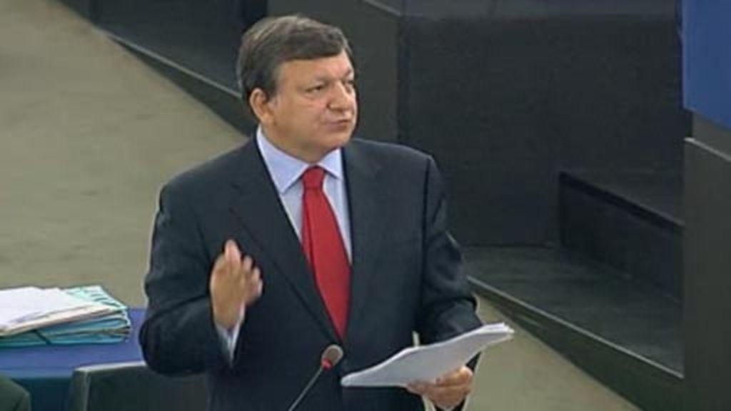 Barroso apuesta por los eurobonos