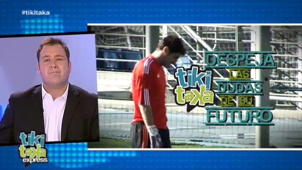 """Enrique Marqués: """"Iker Casillas no se irá en ningún caso en Invierno"""""""
