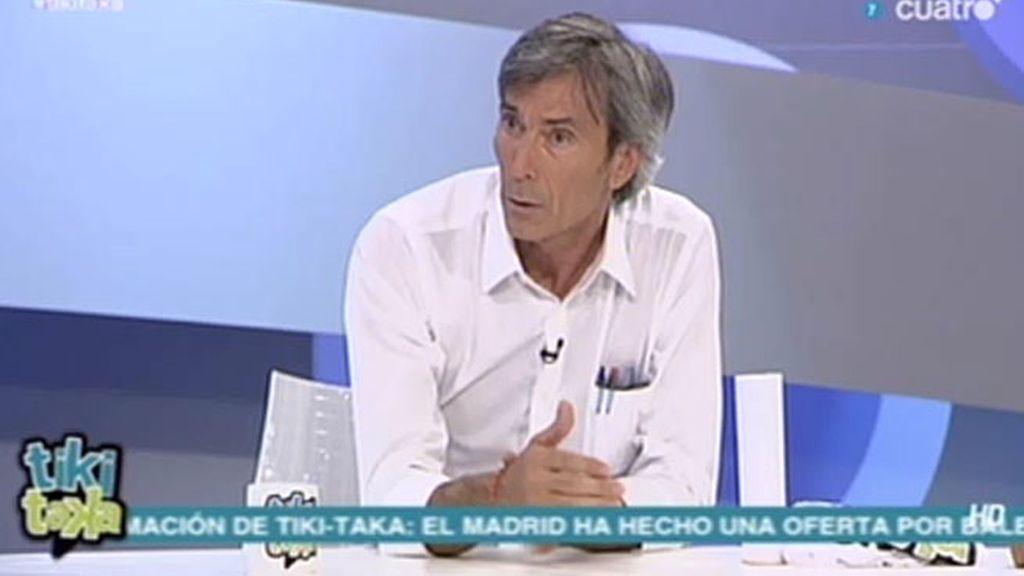 """""""Messi da su opinión pero no impone nada"""""""