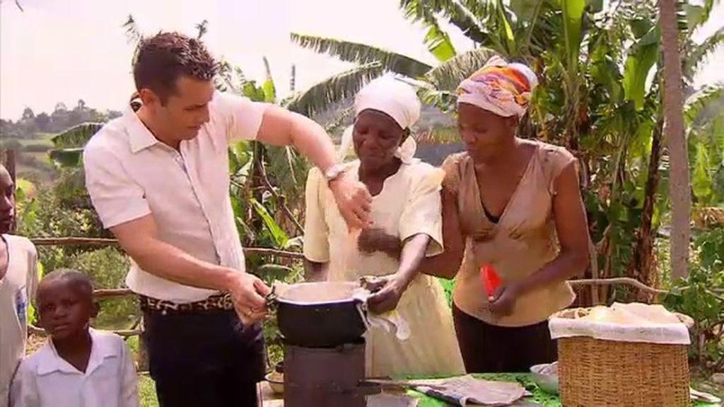 """¿Cómo se cocina el """"ugali""""?"""