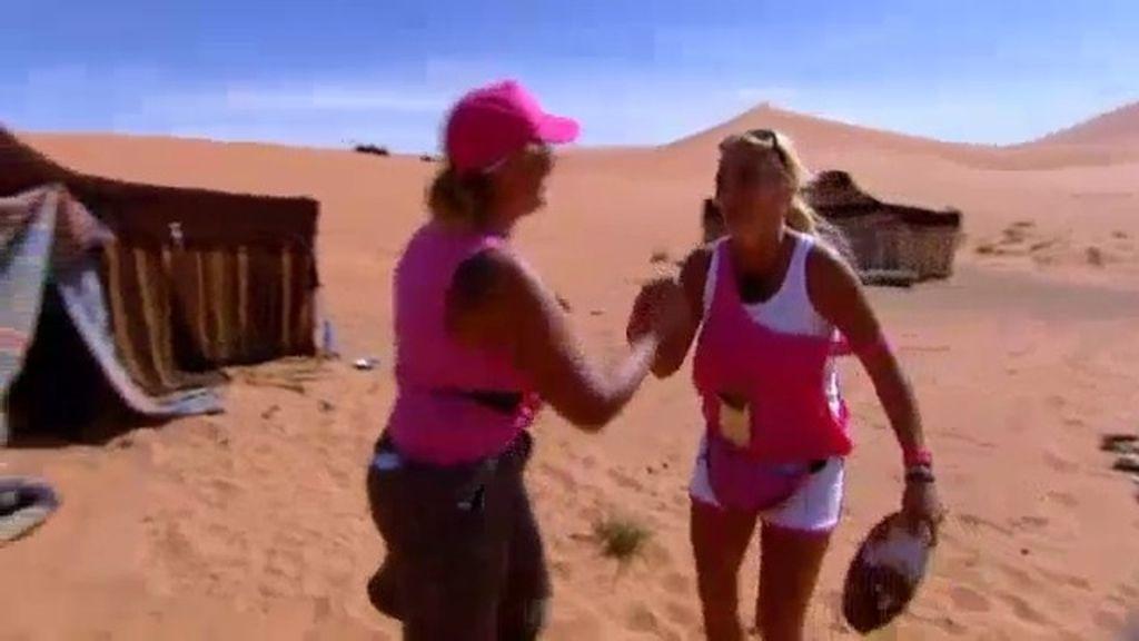 """Leticia, sobre Raquel: """"Esta tía, en la cama, lo que hará. ¡Joder, la fuerza que tiene!"""""""