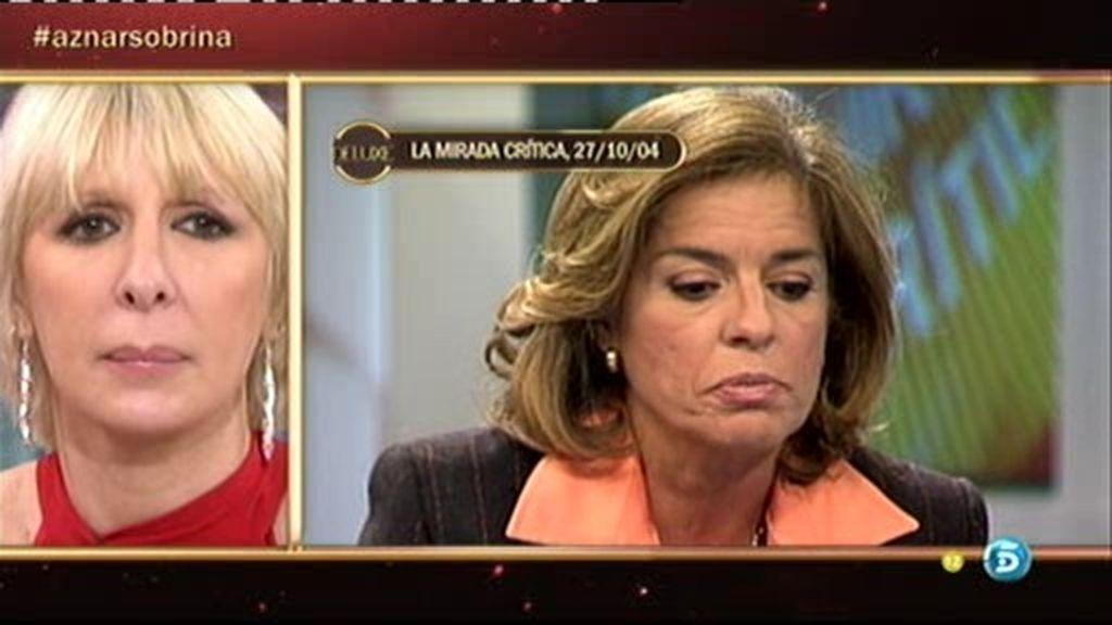 """Aran Aznar: """"A mi familia le dolería más que votara a IU que la portada de Interviú"""""""