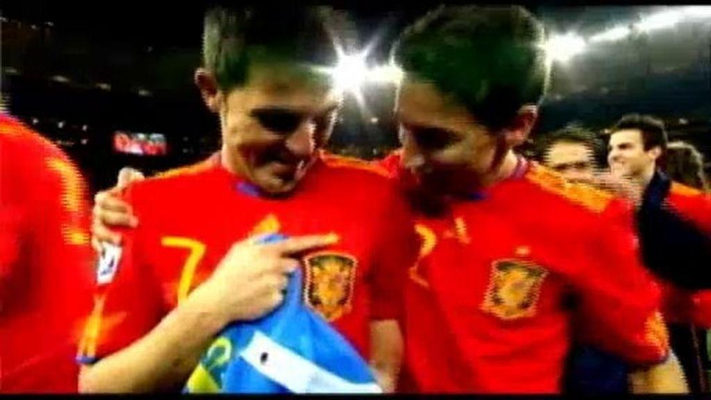 España-Holanda: Somos Campeones del Mundo