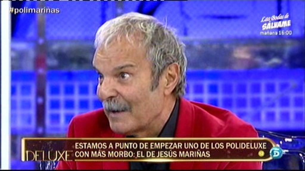 """Mariñas, a Jorge Javier: """"Eras muy tierno"""""""