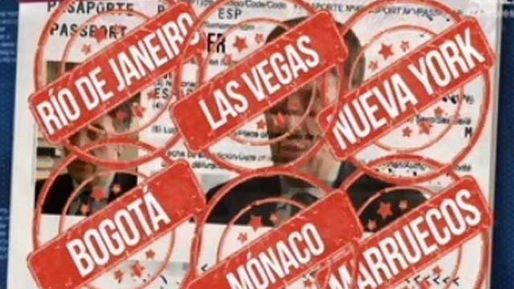Los 126 viajes de los consellers de Artur Mas