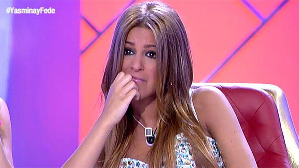 """Oriana: """"Veo en Yasmina mi paso por el programa y me dan ganas de llorar"""""""