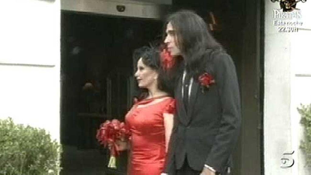 Alaska y Mario ya se han casado