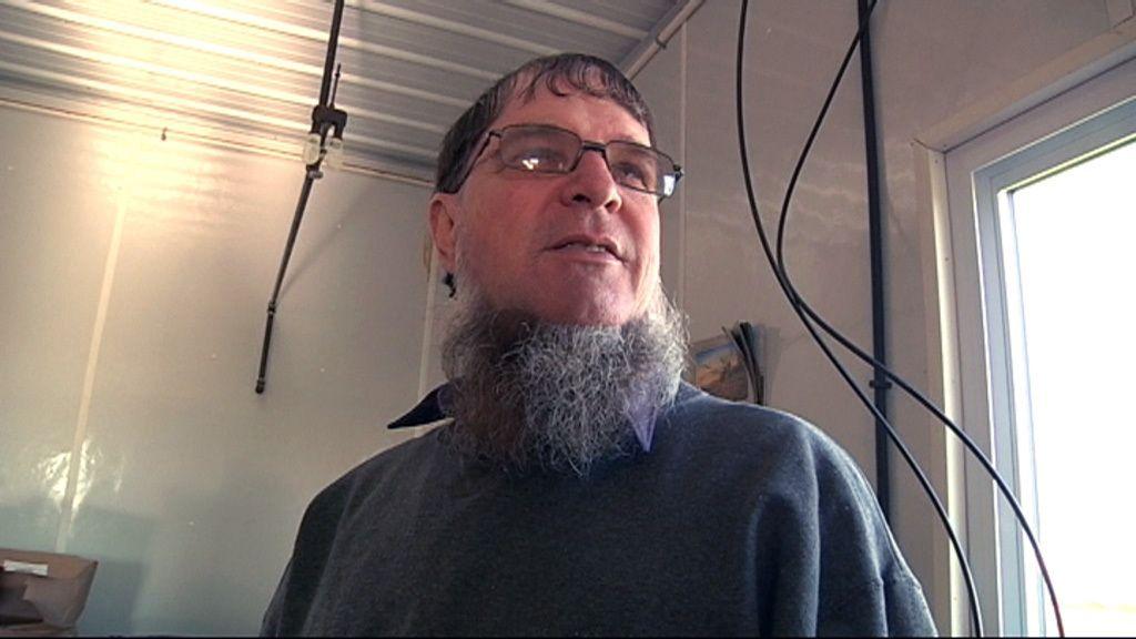 'Amish, un viaje en el tiempo', on line