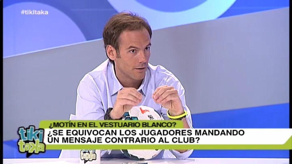 """Romero: """"Özil se fue por dinero y no va a ser el único que con la llegada de Bale pida más"""""""