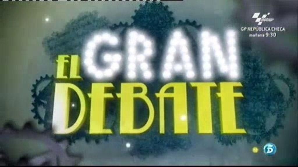 El Gran Debate (24/08/2013)