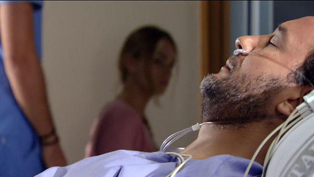 Pablo despierta del coma