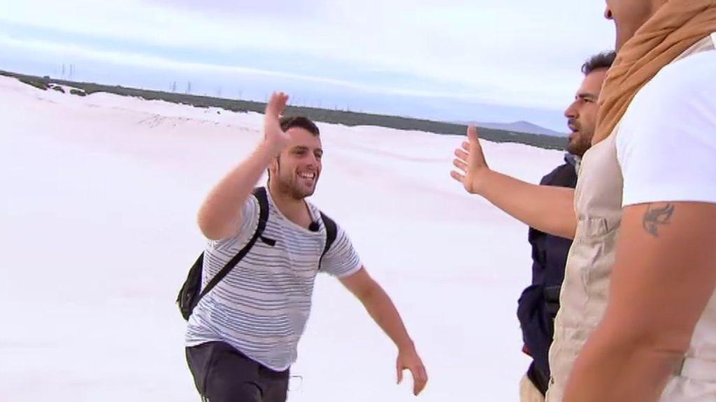 Jota y Freire ganan un salvoconducto en Atlantis