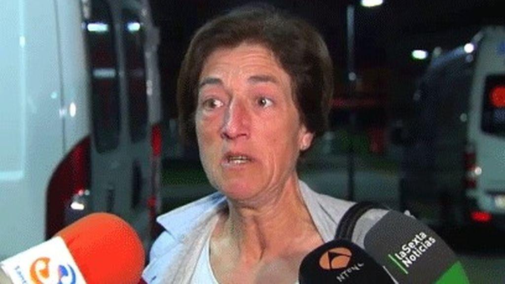 El edificio Cersia se llena de familiares angustiados a la espera de noticias