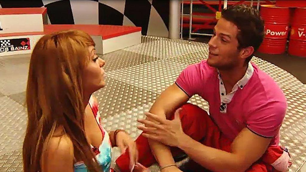 Cita Clar y Ana (11/06/12)