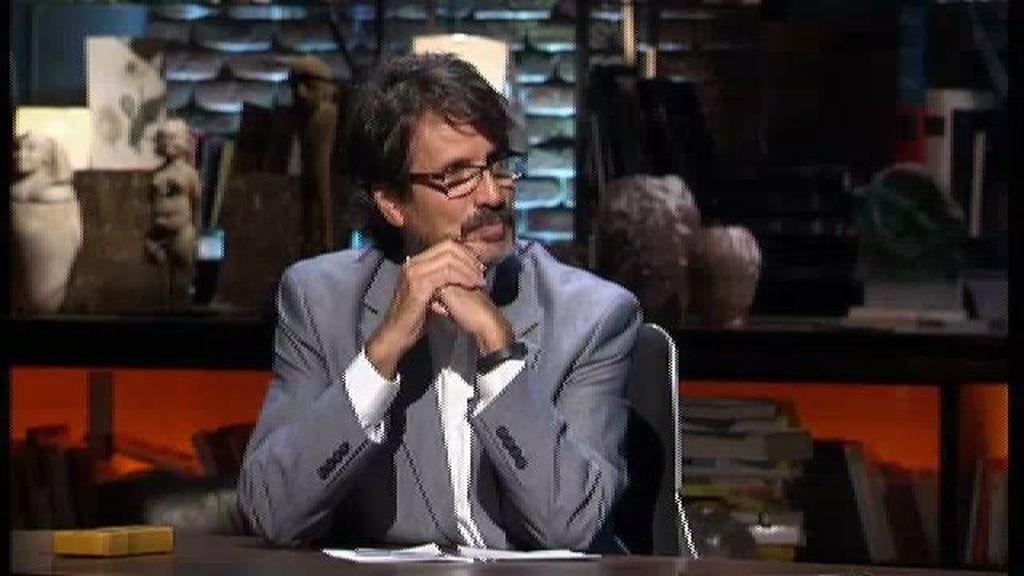 El Dr. Gaona prueba el 'Casco de Dios'