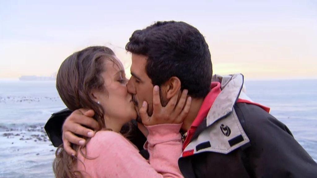 Inés y Pedro se despiden de 'Pekín Express'