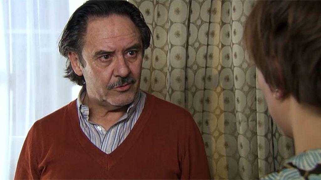 Manolo advierte Natalia