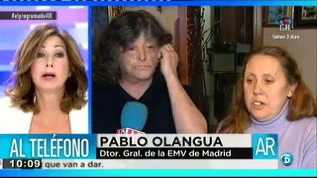 """Pablo Olangua: """"Según se van liberando las viviendas se van adjudicando"""""""