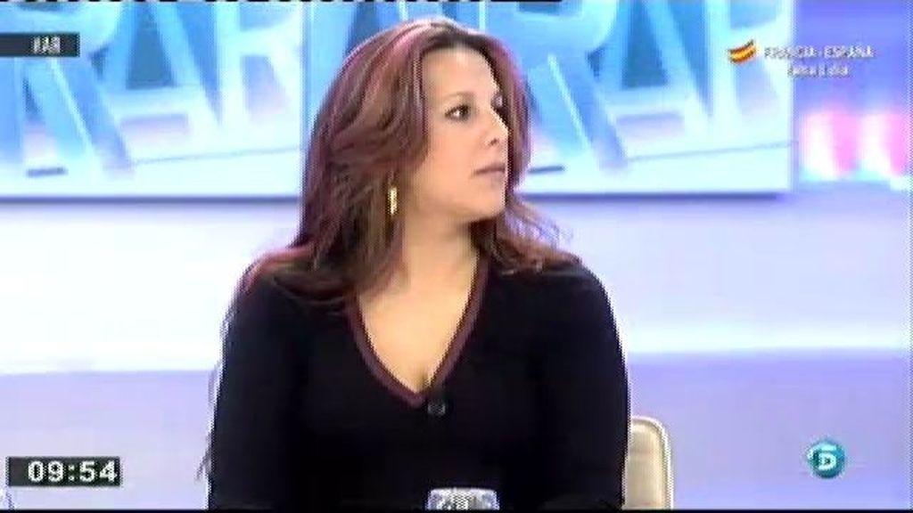 """Verónica: """"Si eres okupa tienes una penalización y no puedes acceder a una vivienda"""""""