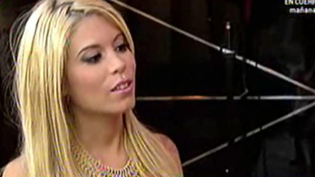 """Gaby: """"No he tenido sexo con Esteban porque había cámaras delante"""""""